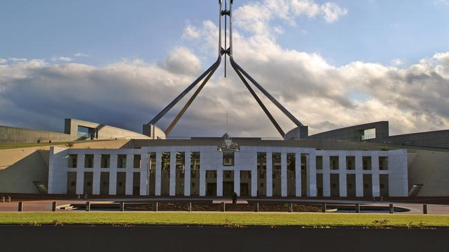 No raid has occured at Parliament House in the past two weeks, AFP confirm. Picture: Thinkstock.