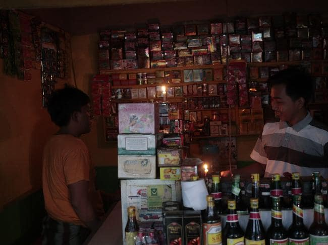 Tens of millions in the dark in Jakarta after power outage