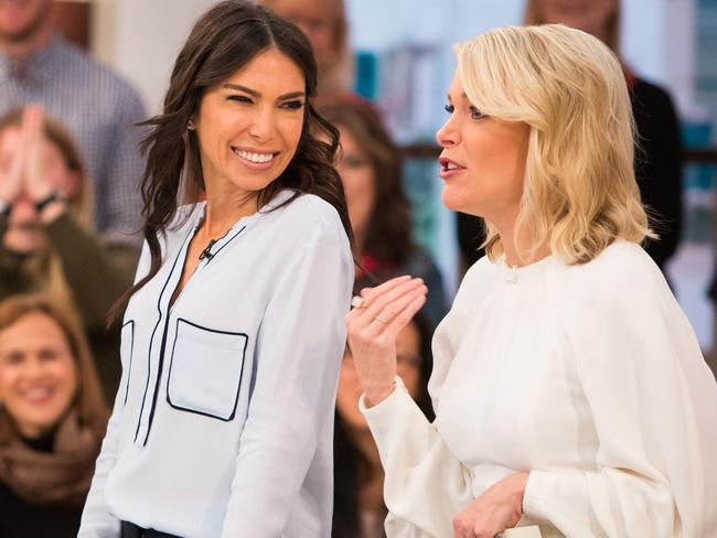 Tanya Zuckerbrot is a dietitian and the creator of the F-Factor Diet. Pictured: Tanya Zuckerbrot on the Megyn Kelly Today show. Picture: Nathan Congleton/NBC/NBCU Photo Bank via Getty Images