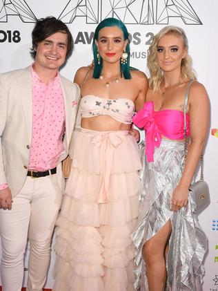 Sheppard were completely unmissable. Picture: AAP