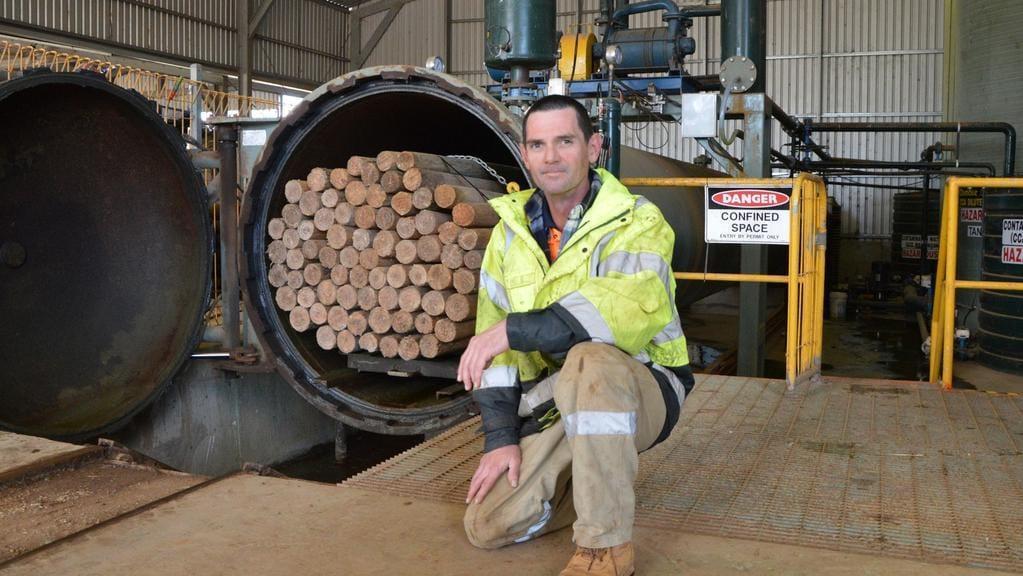 Kangaroo Island Plantation Timbers unveils $25m export wharf