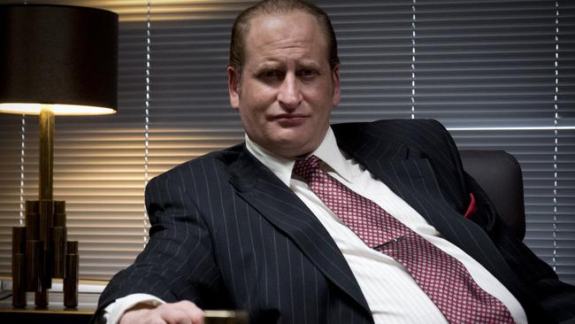 Hulme went full method for his role as Kerry Packer.