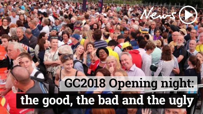 GC2018 Opening night: the good, the bad and the ugly