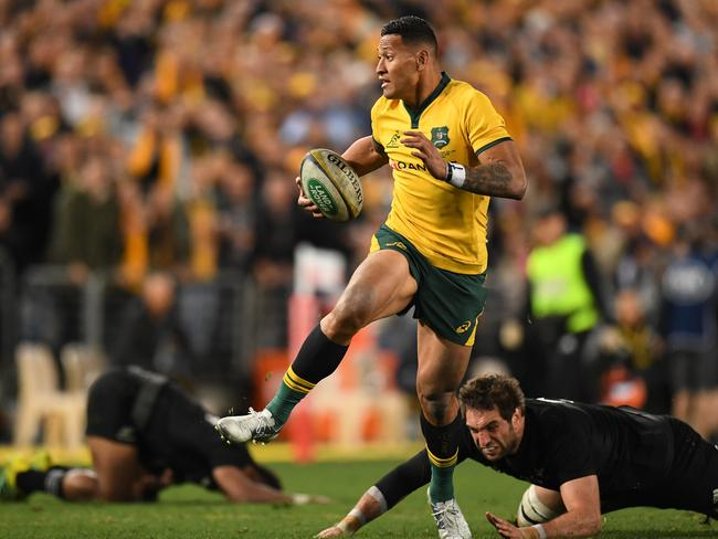 Israel Folau's legal team moves as quickly as the sacked star.