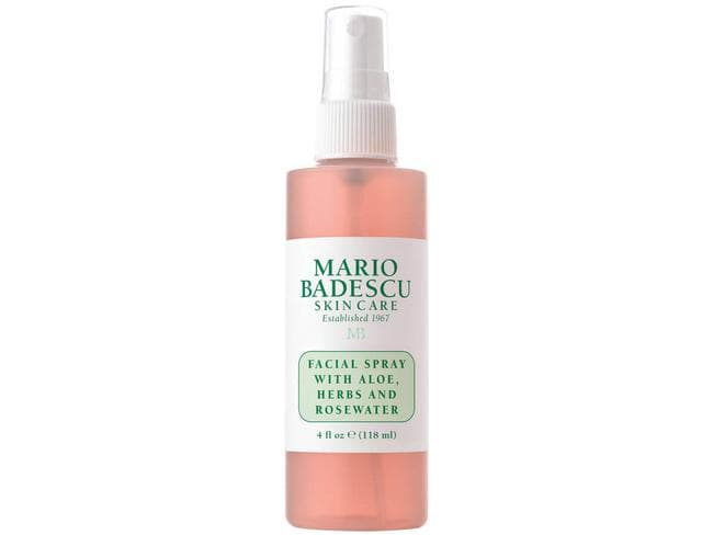Mario Badescu Facial Spray is $10 and is available from Mecca Maxima.