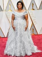 Octavia Spencer attends the 89th Annual Academy Awards on February 26, 2017 in Hollywood, California. Picture: Getty