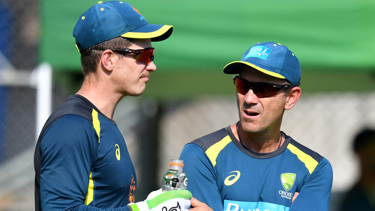 Tim Paine and Justin Langer must find a way to beat Pakistan in order to push for the Cricket Championship title.