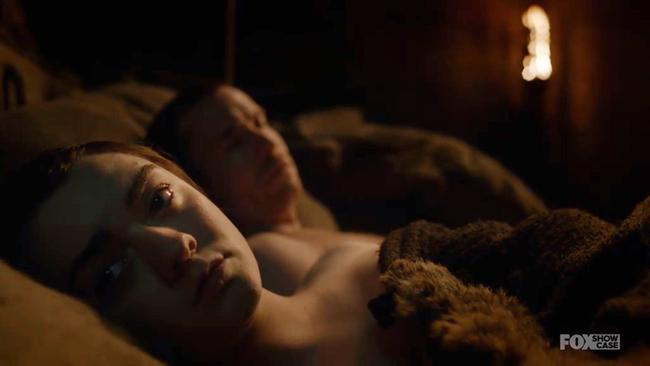 But nothing will satisfy Arya as much as the heat of battle