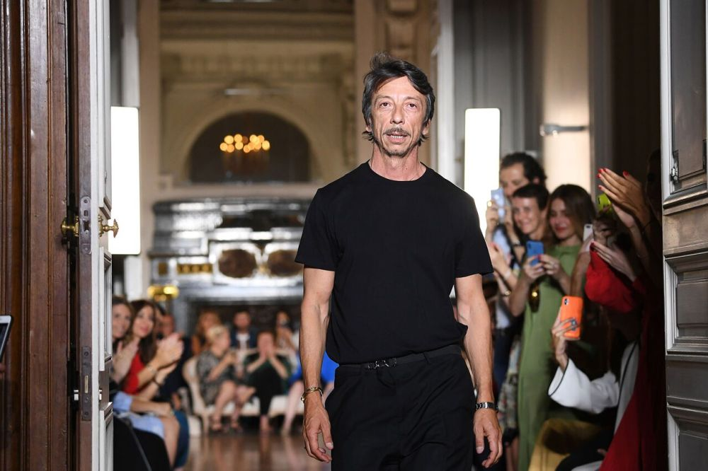 "Pierpaolo Piccioli on making Valentino accessible for all: ""You don't have to buy couture to enjoy couture"""