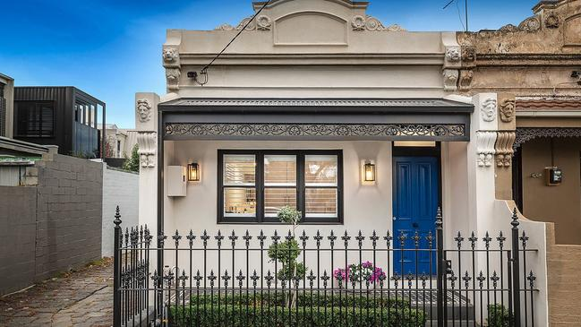 Next door, 1 Finlay St, Albert Park sold for $1.88 million earlier this year.