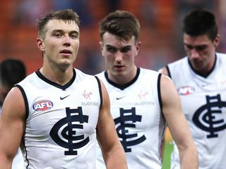 Former Blue backs AFL strugglers to turn things around
